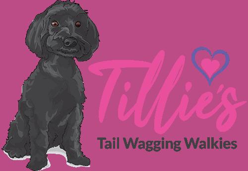 Tillies Tail Wagging Walkies Logo m